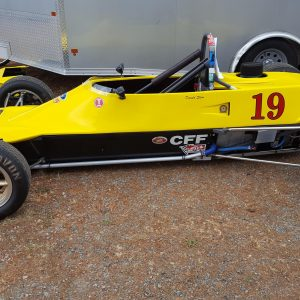 Van Diemen Formula Ford - RF81 - Ready now!