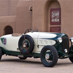 1933 Plymouth Special