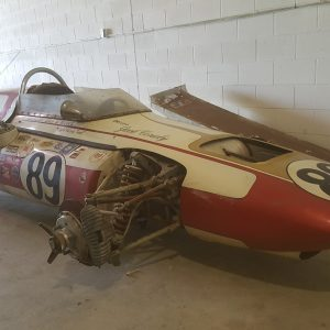 Indy Car - Jack Conely's