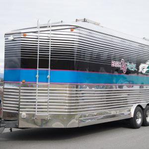 Finally - A vintage trailer worthy of your vintage race car!