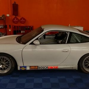 PORSCHE 996 GRAND AM RACE CAR FOR RENT /TRACK DAYS