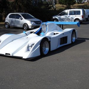 Shelby Can-Am #18