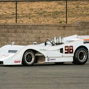 McLaren M8F  Can-Am - John Cannon Commander!