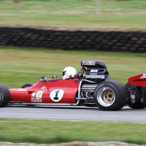 McRae GM1 F5000 - Graham's chassis - P1 car! Very fast and well kept!