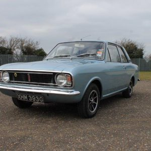1968 Ford Cortina Lotus MK2