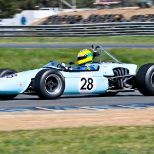 "Brabham BT23C/2 - 1968 ""F2""  one of two - Peter Gethin driven. Restored beauty!"