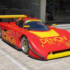 Ready to go - 1987 Spice Ferrari IMSA GTP LIGHT