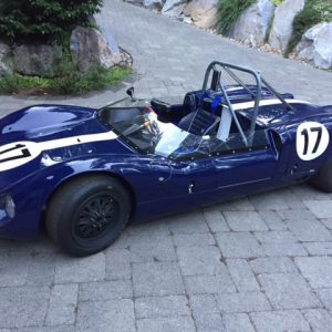 1963 Elva Mark 7 Sports Racer