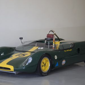 Numerous historic wins by this Lotus 23B