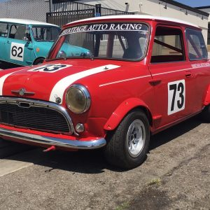 MINI COOPER RACE CAR FOR SALE