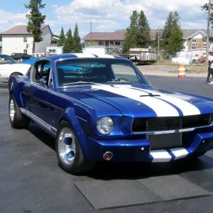Mustang Fastback - 1966 K-Code - Exceptional!