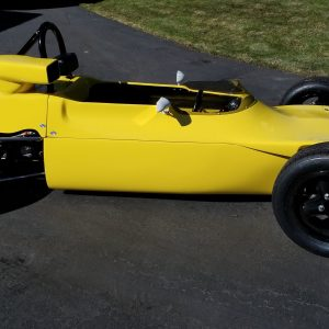 March 729/#7 - Fresh restoration - Exceptional Vintage Formula Ford 1972.