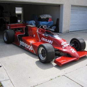 March 83C Indy Car - Bobby Rahal - 1983 now road course! 700hp Chevy!