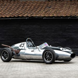 1958 Cooper-Climax Type 45 Formula Two