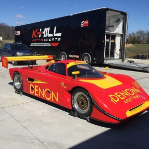 1987 Spice SE87L IMSA GTP Light