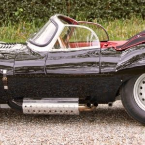 Jaguar XKSS Replica Slot Open